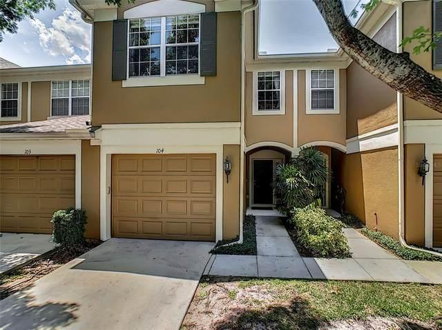 2838 Villafuerte Point #104, Orlando, FL 32835 (MLS #O5943861) :: Pepine Realty