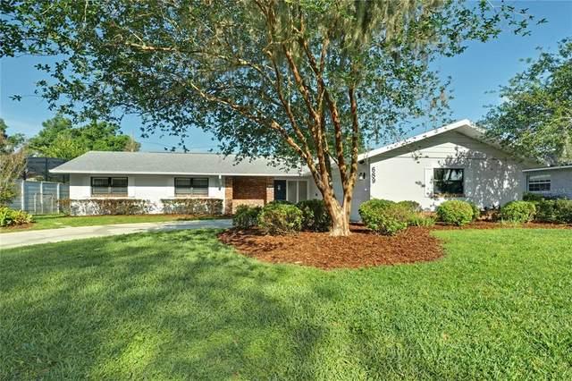 689 Brechin Drive, Winter Park, FL 32792 (MLS #O5943912) :: Tuscawilla Realty, Inc