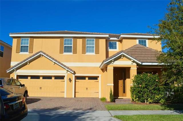 7540 Lake Albert Drive, Windermere, FL 34786 (MLS #O5943924) :: The Kardosh Team