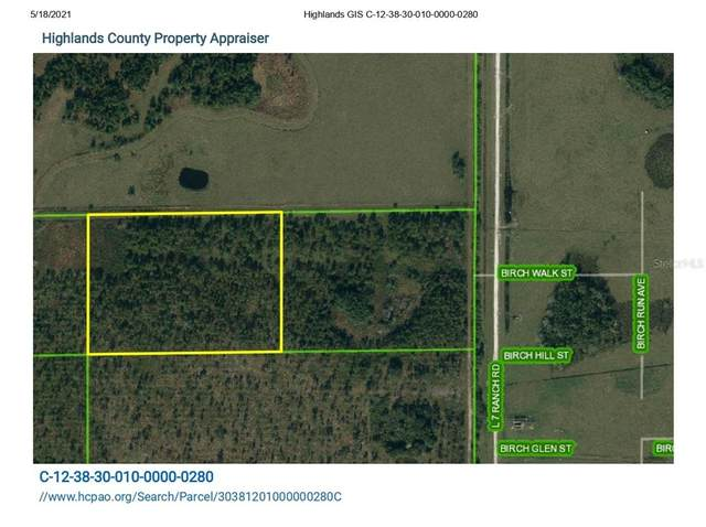 Simone Properties Unrec Tract 28, Lake Placid, FL 33852 (MLS #O5944093) :: Baird Realty Group