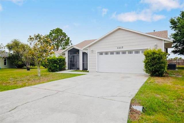 1117 Normandy Drive, Kissimmee, FL 34759 (MLS #O5944122) :: Sarasota Property Group at NextHome Excellence