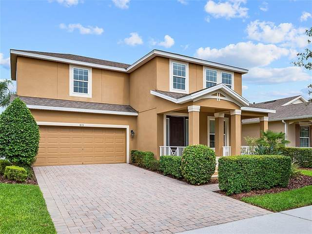 8113 Atlantic Puffin Street, Winter Garden, FL 34787 (MLS #O5944253) :: Positive Edge Real Estate