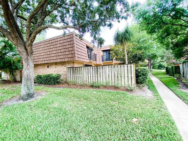 5320 Bamboo Court #456, Orlando, FL 32811 (MLS #O5944275) :: Team Borham at Keller Williams Realty