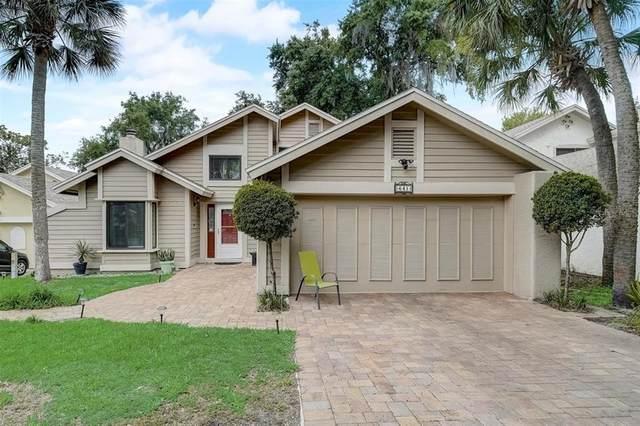 641 W Lake Circle, Longwood, FL 32750 (MLS #O5944296) :: Young Real Estate