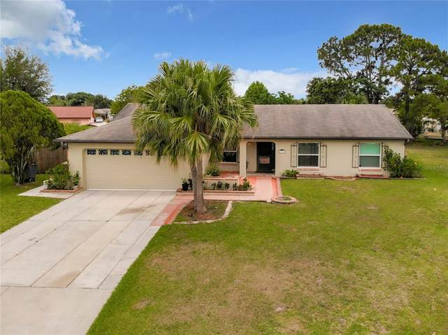 336 Lariat Lane, Kissimmee, FL 34743 (MLS #O5944386) :: Realty Executives in The Villages