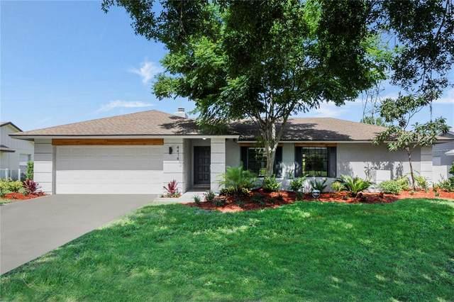 4414 Bridgewater Drive, Orlando, FL 32817 (MLS #O5944451) :: Tuscawilla Realty, Inc