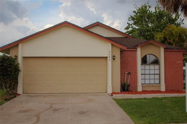 2484 Albaca Drive, Orlando, FL 32837 (MLS #O5944483) :: RE/MAX Premier Properties