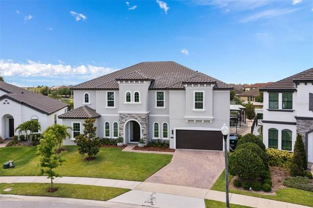 8408 Ludington Circle, Orlando, FL 32836 (MLS #O5944509) :: The Kardosh Team