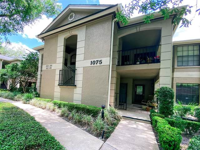 1075 Kensington Park Drive #202, Altamonte Springs, FL 32714 (MLS #O5944552) :: Armel Real Estate