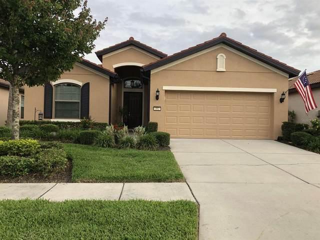 352 Laurel Falls Drive, Apollo Beach, FL 33572 (MLS #O5944576) :: Florida Real Estate Sellers at Keller Williams Realty