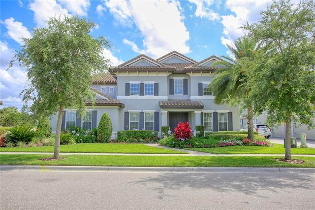 14284 United Colonies Drive, Winter Garden, FL 34787 (MLS #O5944634) :: The Kardosh Team