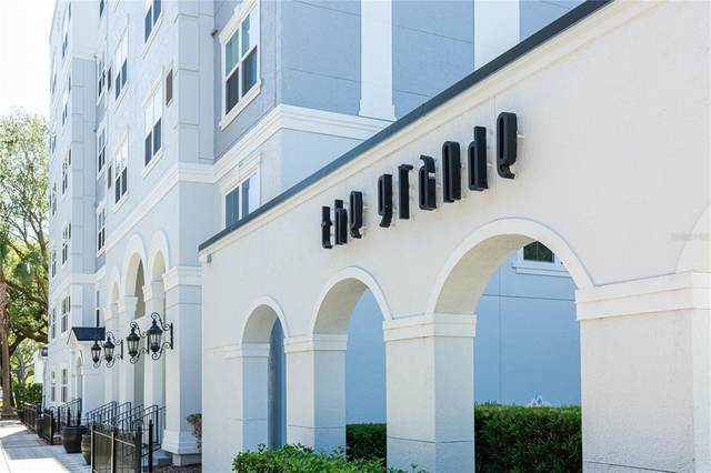 206 E South Street #1063, Orlando, FL 32801 (MLS #O5944695) :: Team Borham at Keller Williams Realty