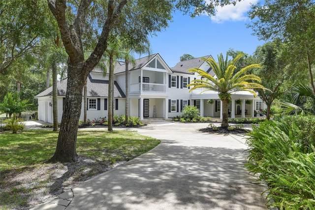 880 Seminole Woods Boulevard, Geneva, FL 32732 (MLS #O5945209) :: Cartwright Realty