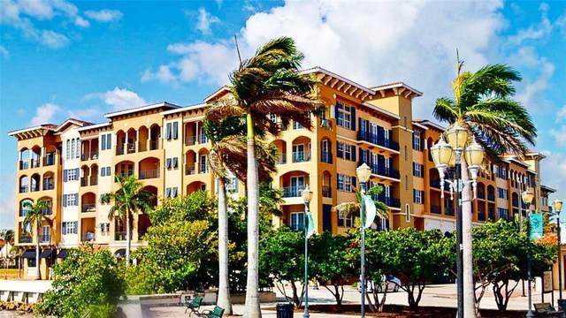 20 Orange Avenue #409, Fort Pierce, FL 34950 (MLS #O5945724) :: Zarghami Group