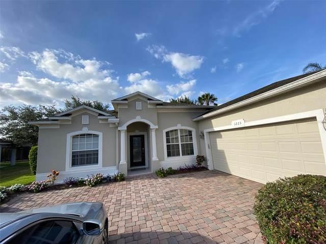 1223 Lattimore Drive, Clermont, FL 34711 (MLS #O5945836) :: Stellar Home Sales