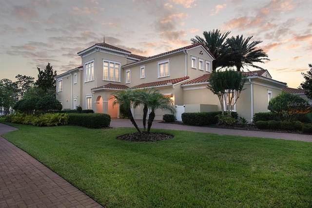 10387 Kensington Shore Drive G-101, Orlando, FL 32827 (MLS #O5946386) :: Bustamante Real Estate