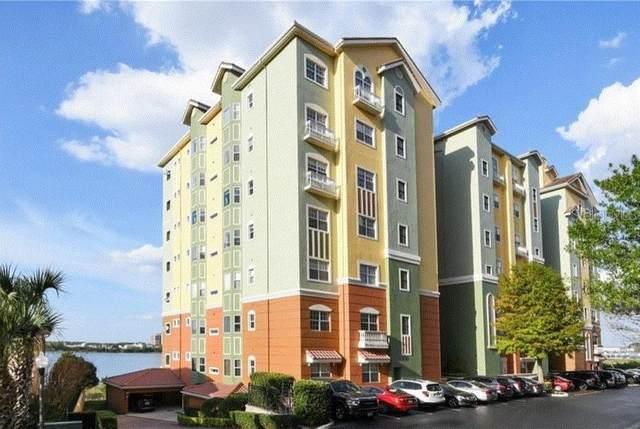 8743 The Esplanade #38, Orlando, FL 32836 (MLS #O5946750) :: Young Real Estate