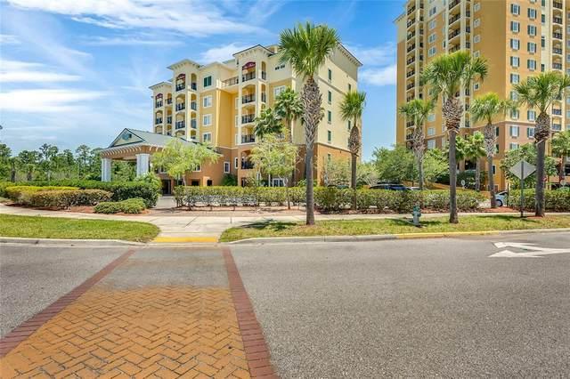 8101 Resort Village Drive #3502, Orlando, FL 32821 (MLS #O5946848) :: The Brenda Wade Team