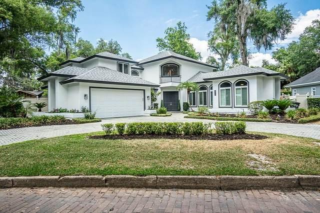 871 Mayfield Avenue, Winter Park, FL 32789 (MLS #O5947358) :: CGY Realty