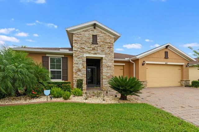 607 Irvine Ranch Road, Poinciana, FL 34759 (MLS #O5947359) :: Everlane Realty