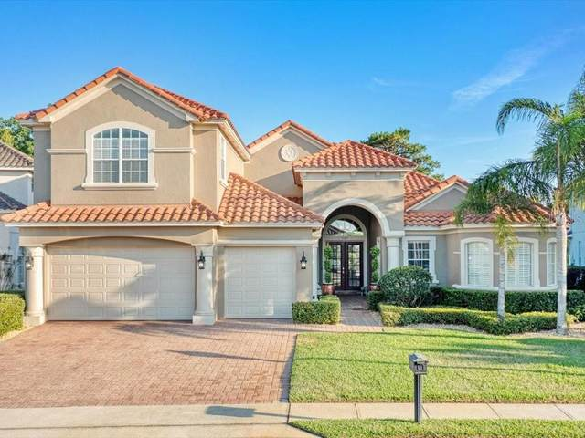 2497 Heritage Green Ave, Davenport, FL 33837 (MLS #O5947452) :: Rabell Realty Group