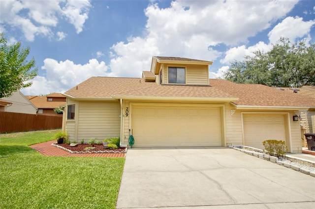 209 Egret Court, Altamonte Springs, FL 32701 (MLS #O5947582) :: The Robertson Real Estate Group