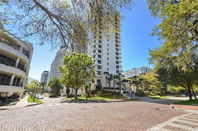 530 E Central Boulevard #503, Orlando, FL 32801 (MLS #O5947691) :: Sarasota Home Specialists