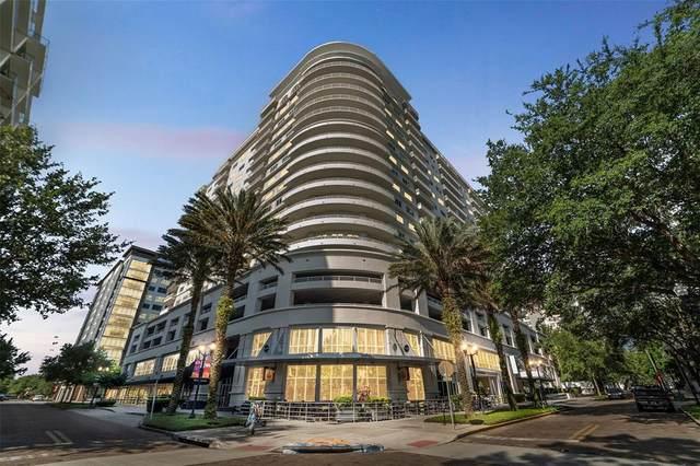 100 S Eola Drive #1009, Orlando, FL 32801 (MLS #O5947796) :: Florida Real Estate Sellers at Keller Williams Realty