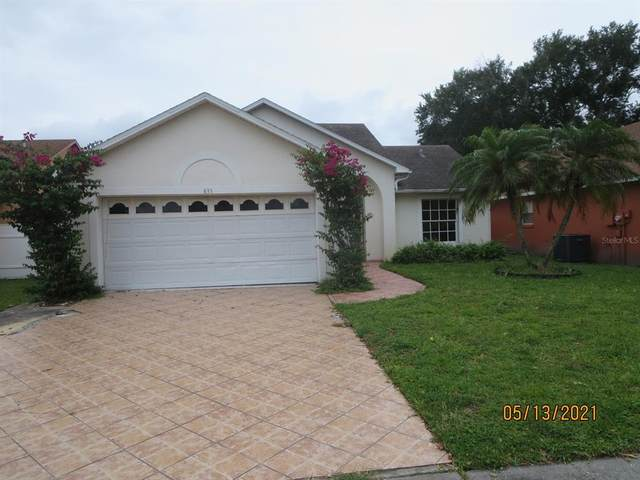 835 Country Crossing Court, Kissimmee, FL 34744 (MLS #O5947838) :: CGY Realty