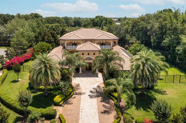 4115 Clarice Estates Drive, Windermere, FL 34786 (MLS #O5947946) :: Kelli and Audrey at RE/MAX Tropical Sands