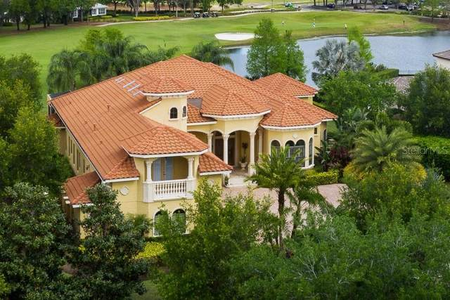 9819 Grosvenor Pointe Circle, Windermere, FL 34786 (MLS #O5947996) :: Kelli and Audrey at RE/MAX Tropical Sands