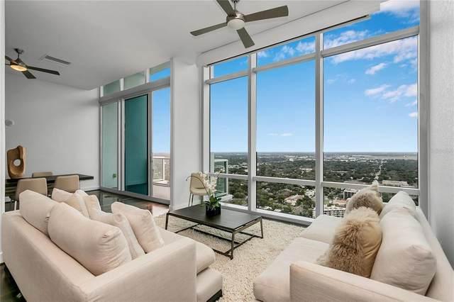 150 E Robinson Street #3503, Orlando, FL 32801 (MLS #O5948124) :: Rabell Realty Group
