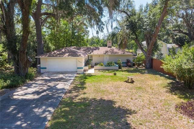 460 N Sunset Drive, Mount Dora, FL 32757 (MLS #O5948294) :: Stellar Home Sales