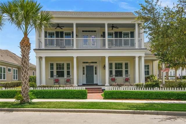 1001 Pawley Way, Winter Garden, FL 34787 (MLS #O5948355) :: Everlane Realty
