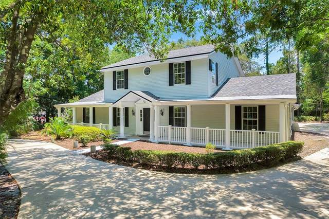 203 Herrell Road, Winter Springs, FL 32708 (MLS #O5948402) :: CGY Realty
