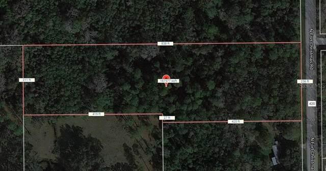 934 N Fort Christmas Road, Christmas, FL 32709 (MLS #O5948455) :: Armel Real Estate