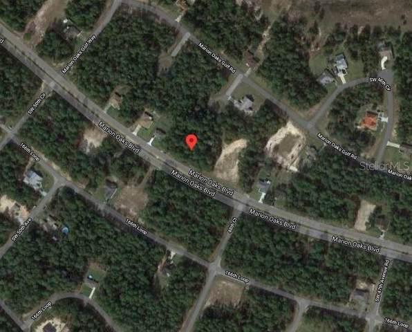 Lot 28 Marion Oaks Boulevard, Ocala, FL 34473 (MLS #O5948602) :: Team Pepka