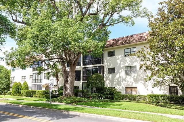 535 N Interlachen Avenue #207, Winter Park, FL 32789 (MLS #O5948708) :: Pepine Realty