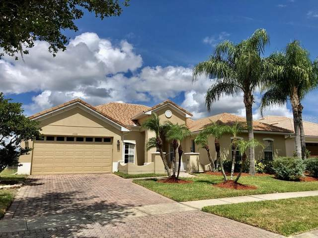 3508 Sunset Isles Boulevard, Kissimmee, FL 34746 (MLS #O5948893) :: The Curlings Group
