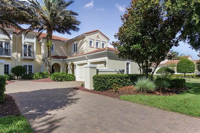 10355 Kensington Shore Drive I-202, Orlando, FL 32827 (MLS #O5948991) :: Zarghami Group