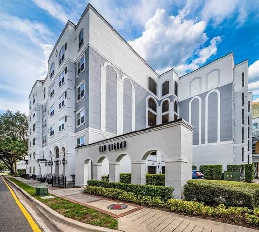 300 E South Street #4003, Orlando, FL 32801 (MLS #O5949007) :: Rabell Realty Group