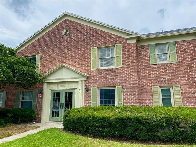 403 Georgetown Drive D, Casselberry, FL 32707 (MLS #O5949062) :: Everlane Realty