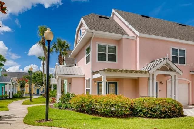 3018 Bonfire Beach Drive #101, Kissimmee, FL 34746 (MLS #O5949099) :: Rabell Realty Group