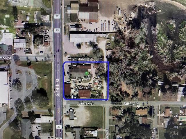 1200 S 14TH Street, Leesburg, FL 34748 (MLS #O5949448) :: The Light Team