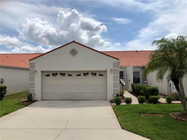 733 Carpenters Way #13, Lakeland, FL 33809 (MLS #O5949449) :: The Hustle and Heart Group