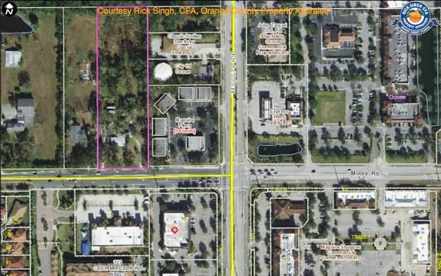 11077 Roberson Road, Winter Garden, FL 34787 (MLS #O5949480) :: Stellar Home Sales