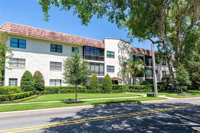 535 N Interlachen Avenue #102, Winter Park, FL 32789 (MLS #O5949500) :: Heckler Realty