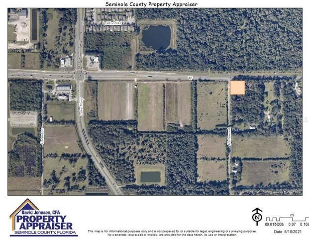 2507 Richmond Ave, Sanford, FL 32773 (MLS #O5949755) :: Griffin Group
