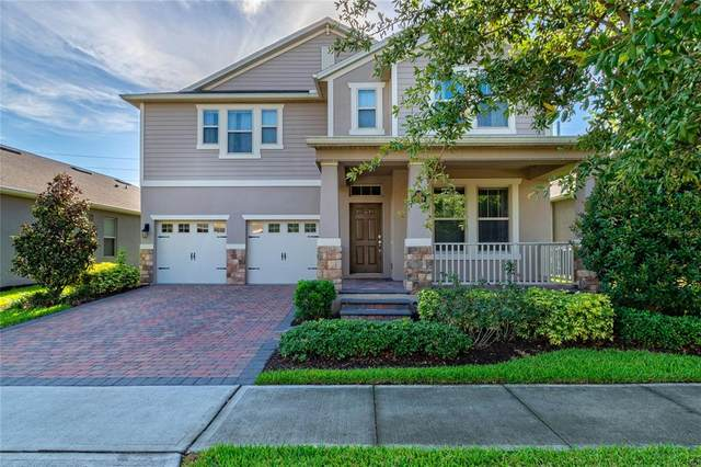 8239 Bayview Crossing Drive, Winter Garden, FL 34787 (MLS #O5949879) :: The Robertson Real Estate Group