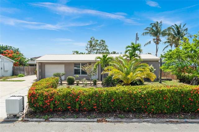 155 Egret Drive, Satellite Beach, FL 32937 (MLS #O5949978) :: Zarghami Group